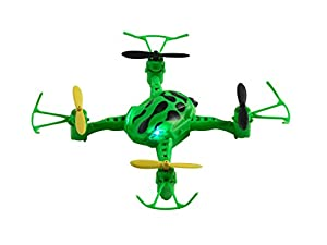 Revell- Froxxic Quadcopter Remoto controlado infrarrojo, Color Verde (23884)