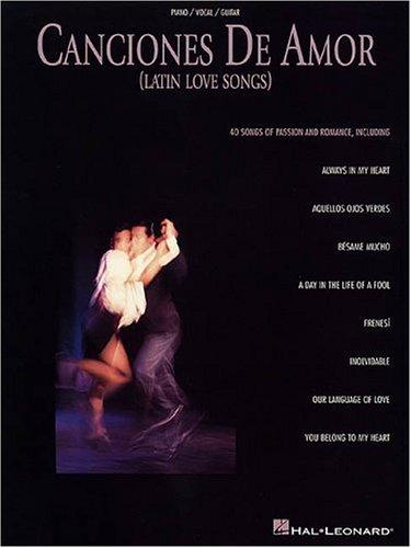 Canciones de Amor (Latin Love Songs)