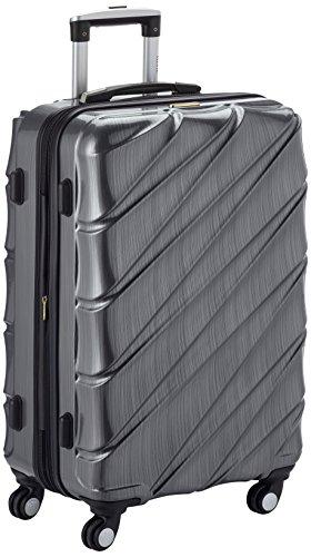 Shaik 7203022 Trolley Koffer, Gr. L, schwarz