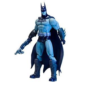 DC Direct Batman: Arkham City Series 2: Batman (Variante de Modo de geometría) Figura de acción 5