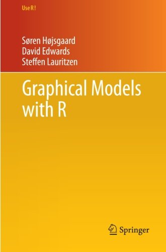 Graphical Models with R (Use R!) por S. Ren H. Jsgaard