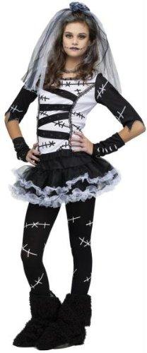 Kost-me f-r alle Gelegenheiten FW121323TN Monster Bride Teen 0-9