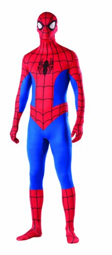 Rubie's 3 880948 M - 2nd Skin Spiderman -