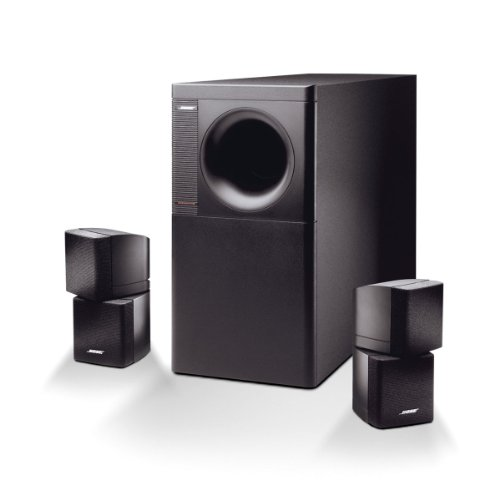 Bose Acoustimass 5 Stereo Speaker System - Black