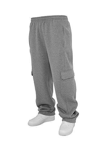 Urban classics pantalon cargo gris Gris - Gris
