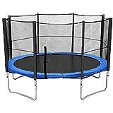 Terena® 300-305 cm net vervangend net veiligheidsnet trampoline net voor 8 stangen geschikt