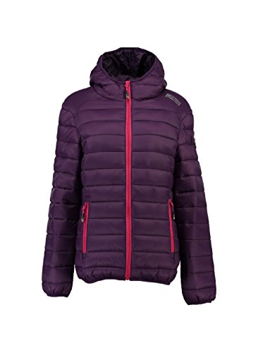 Geographical Norway Doudoune Femme Andy Hood Violet-Taille - 5