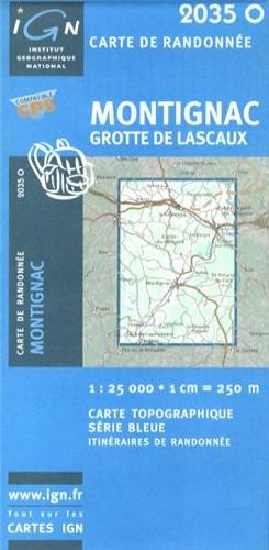 Montignac/Grotte De Lascaux GPS
