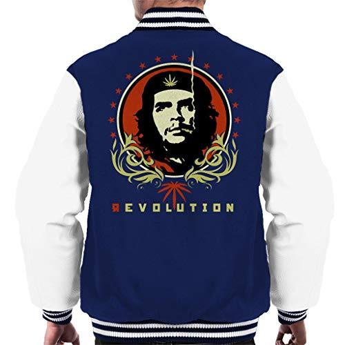 Cloud City 7 Che Revolution Men\'s Varsity Jacket