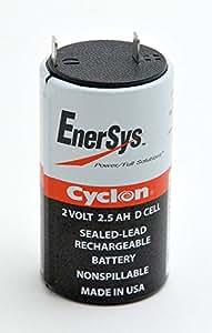Hawker - Batterie cyclon 0810-0004 2V 2.5Ah - 2V 2,5Ah