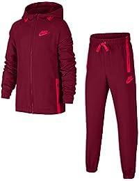 Nike B NSW TRK Winger W Chándal, Niños, Rojo (Crush/Bright Crimson), M