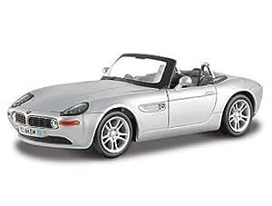 maisto 2043101 maquette de voiture bmw z8 argent echelle 1 18 jeux et jouets. Black Bedroom Furniture Sets. Home Design Ideas