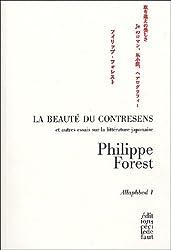 Allaphbed : Tome 1, La beauté du contresens et autres essais sur la littérature japonaise