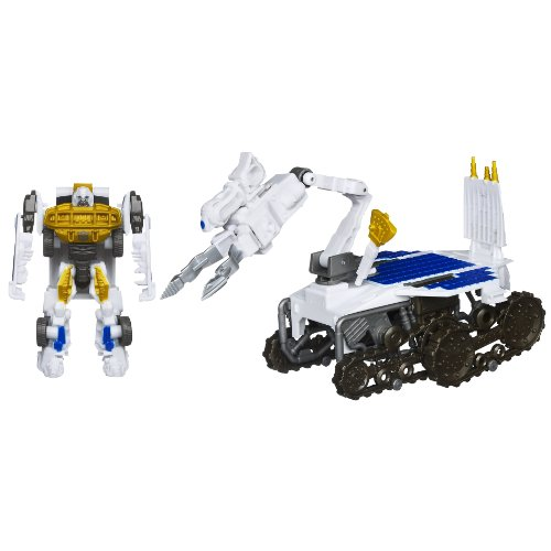 Transformers Dark of the Moon Cyberverse Autobot Ratchet Lunar Crawler