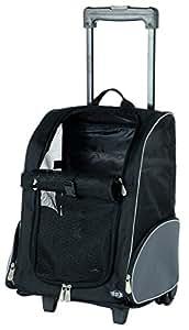 Trixie 2880 Trolley, (36x50x27 cm), Nylon, schwarz