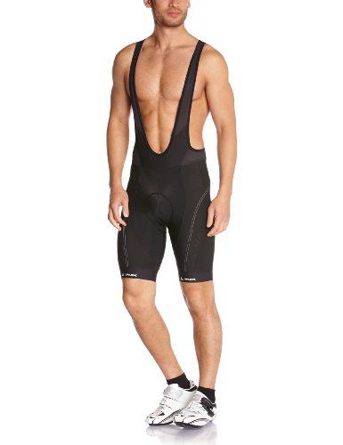 Vaude Herren Hose Pro Bib Pants, Black, XL, 04413 (Carbon Bib Shorts)