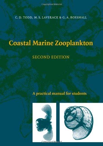 Coastal Marine (Coastal Marine Zooplankton: A Practical Manual for Students)