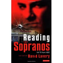 Reading the Sopranos (Reading Contemporary Television)