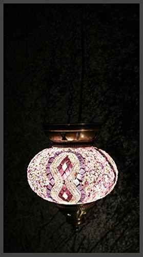 mosaico Proyección mosaico–Lámpara de techo l crean lámpara de techo de oro Samarkand Lights