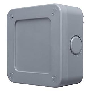 Masterplug WPJB Outdoor Weatherproof IP66 Junction Box 5 Pole Terminal Block