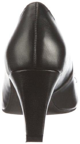 Andrea Conti 0593128, Scarpe col tacco donna Nero (Schwarz (schwarz 002))