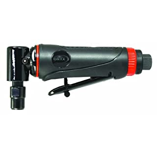 Astro 204 ONYX Composite 1/4-Inch 90 Degree Angle Die Grinder with Rear Exhaust