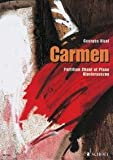Carmen : Klavierauszug (dt/fr)