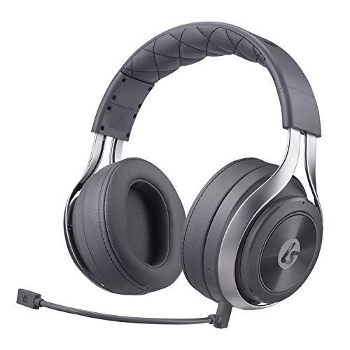 LucidSound LS31 Wireless Stereo Gaming Kopfhörer/Headset - Kompatibel mit PS4XBOX OneSwitchPCMacMobile Phones [PlayStation 4Xbox OneWindows 10MacNintendo Switch]