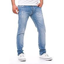 LEIF NELSON Herren Jeans Jeanshose LN1205
