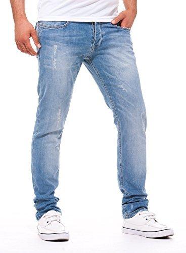 LEIF NELSON Herren Jeans Jeanshose LN1205W32L34