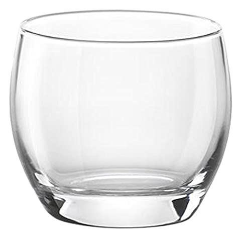 Bormioli Rocco Essence Lot 3Verres Juice 24cl, verre, transparent, 8x 8x 8cm