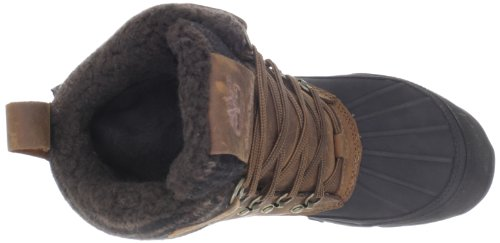 Timberland Rime Ridge Duck 6 In Wp, Chaussures montantes homme Marron