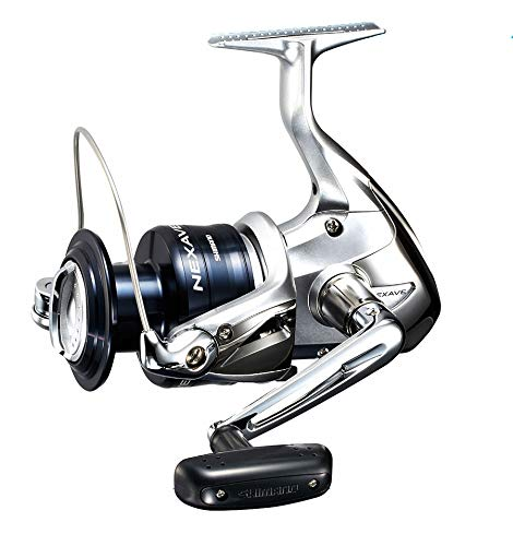 Shimano Angelrolle Nexave 8000FE