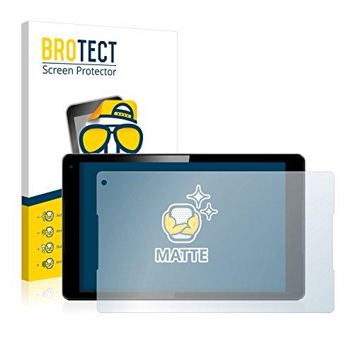BROTECT Entspiegelungs-Schutzfolie kompatibel mit Vodafone Tab Prime 7 (2 Stück) - Anti-Reflex, Matt