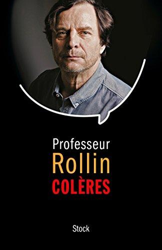 Colères par François Rollin