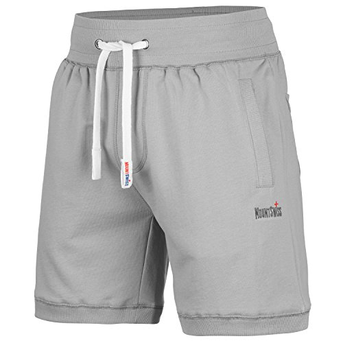 Mount Swiss Herren MS Short, Luca, Sleet, Gr. 3XL