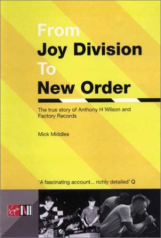 From Joy Division To New Order: The True Story of Anthony H.Wilson and Factory Records