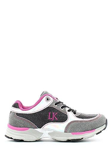 Lenhador, Meninas Gymnastics Sapatos Grigio
