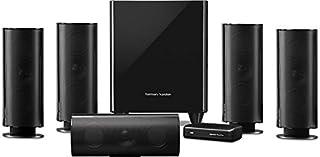 Harman/Kardon HKTS 65, Sistema de altavoces de sonido envolvente para Home Theatre de 5.1 canales con Subwoofer inalámbrico, color negro (B00A2GJTGS)   Amazon Products