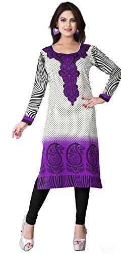 Maple Clothing - Camicia - Maniche lunghe  -  donna viola Medium