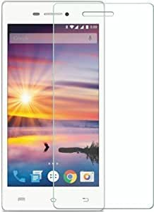 SellNxt Tempered Glass Screen Protector for Lava Flair Z1