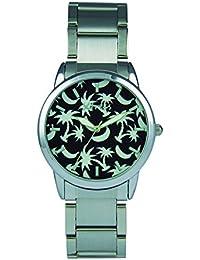XTRESS Reloj Analógico para Hombre de Cuarzo con Correa en Acero Inoxidable XAA1038-46