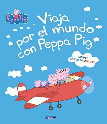 Viaja por el mundo con Peppa Pig (Peppa Pig. Primeras lecturas)