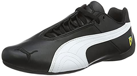 Puma Unisex-Erwachsene SF Future Cat OG Low-Top, Schwarz (Puma Black-Puma White-Puma Black 02), 41 EU