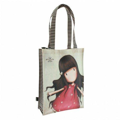borsa-shopping-bag-media-gorjuss-new-heights-beige-fucsia-290gj05