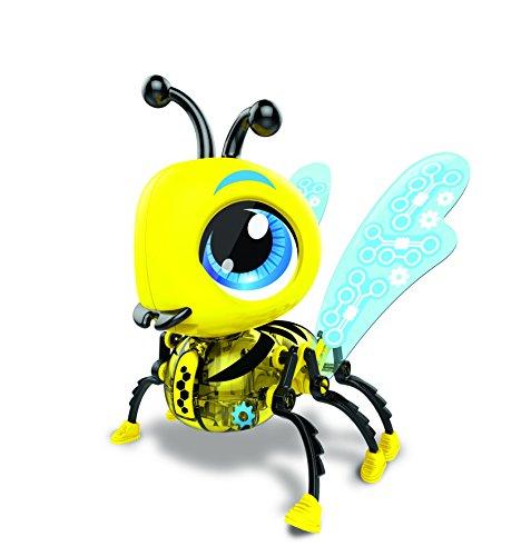 Build a Bot Biene , MINT- Spielzeug für Kinder von 5-12 Jahren , Roboter-Bausatz von KD Germany