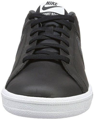 Nike Court Royale, Scarpe da Tennis Uomo, Bianco Black (Nero / Antracite-Bianco)