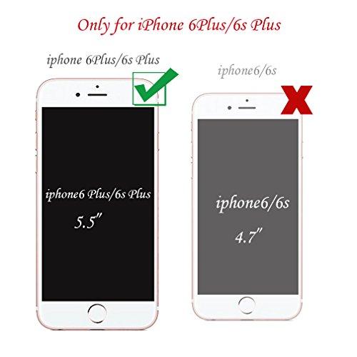 XiaoXiMi Transparente TPU Handyhülle iPhone 7 Hülle mit Einzigartige Totem Design Muster Soft Silicone Case Cover Weiche Flexible Schale Schlanke Glatte Tasche Ultra Dünne Leichte Etui Kratzfeste Stoß Regen der Kirschblüte