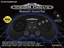 Retro-Bit Official SEGA Mega Drive Bluetooth PRO Control Pad