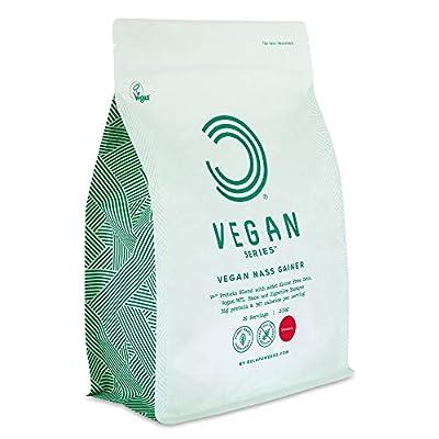 BULK POWDERS Vegan Mass Gainer Protein Powder